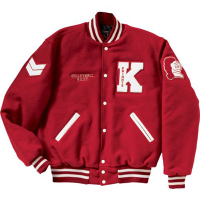 Holloway letter jacket