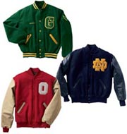 Holloway Letter Jackets