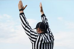 referee uniform