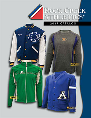 Rock Creek Athletics catalog