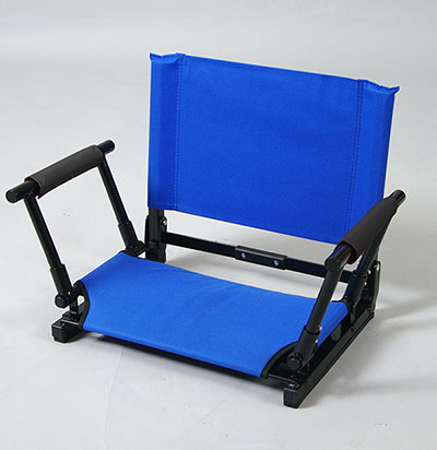 Custom stadium chairs