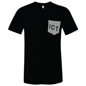 ICT pocket black