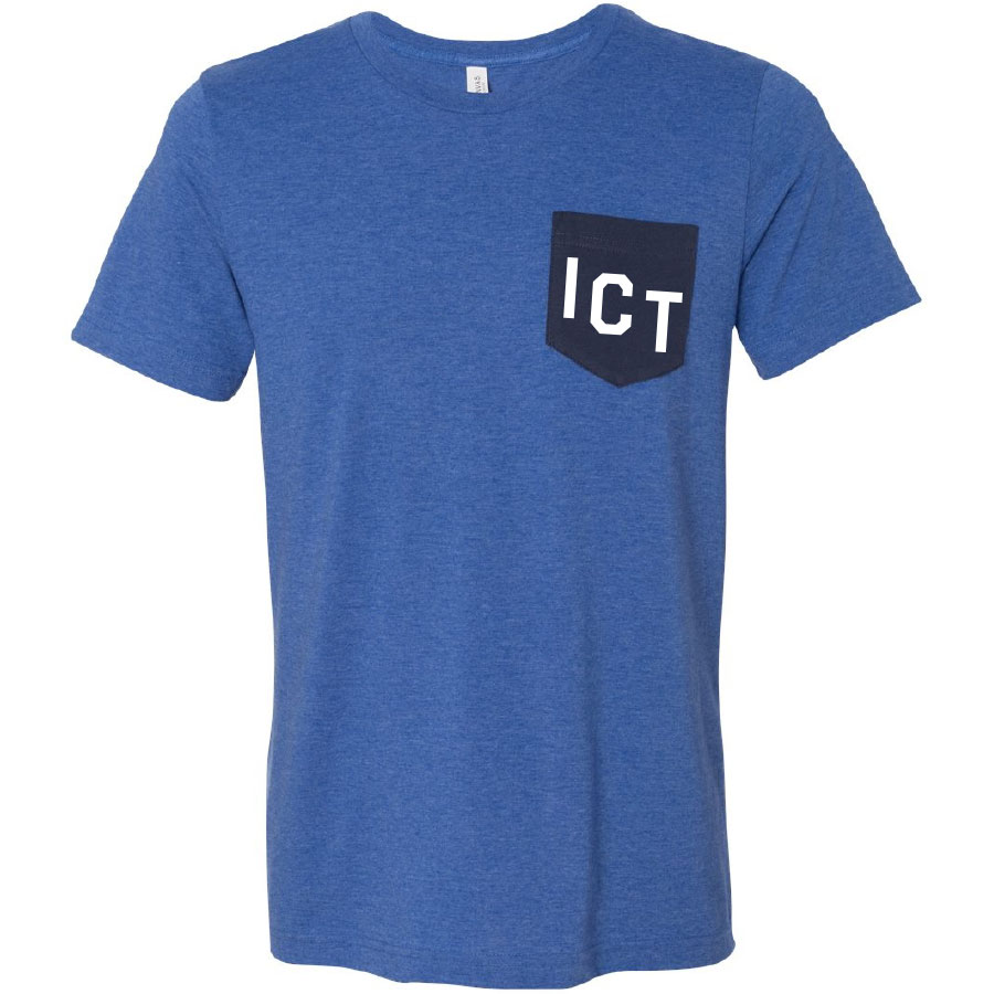ICT Pocket t-shirt