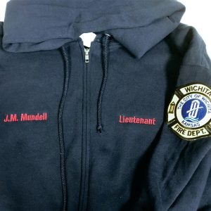 WFD Full Zip Hooded Sweatshirt