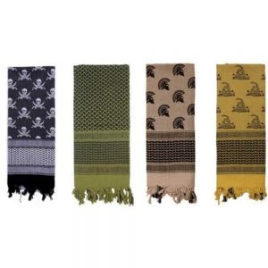 Tactical Scarves