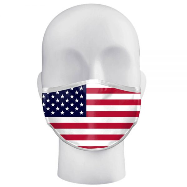 US Flag mask